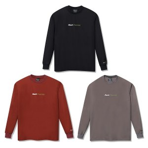 【Back Channel】WATER REPELLENT L/S T