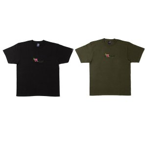 "【APPLEBUM】""FLOWER LOGO"" T-SHIRT <img class='new_mark_img2' src='//img.shop-pro.jp/img/new/icons5.gif' style='border:none;display:inline;margin:0px;padding:0px;width:auto;' />"