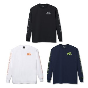 【Back Channel】STRETCH LIGHT L/S T