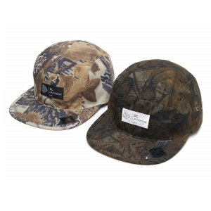 【DL HEADWEAR】OMEGA 5PANEL CAMP CAP