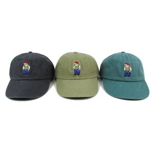 【SPECIAL1】RUDE BEAR BASIC CAP