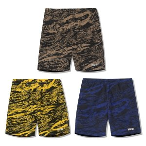 【Back Channel】GHOSTLION CAMO OUTDOOR SHORTS