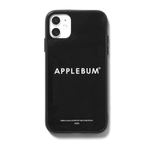 【APPLEBUM】LOGO iPhone 11/XR CASE<img class='new_mark_img2' src='//img.shop-pro.jp/img/new/icons5.gif' style='border:none;display:inline;margin:0px;padding:0px;width:auto;' />