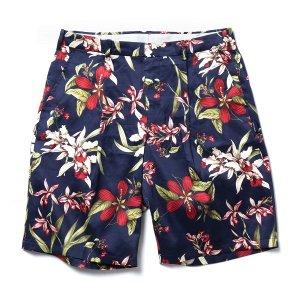 "【APPLEBUM】""ISLAND FLOWER"" SHORT PANTS"