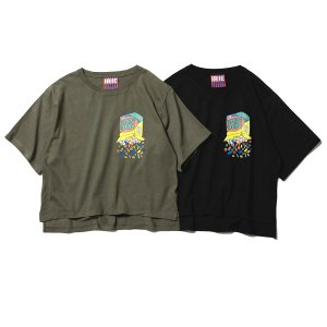 【IRIE by irielife】IRIE'S CEREAL GIRL TEE -IRIE for GIRL-