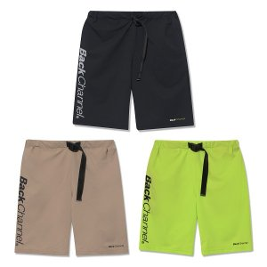 【Back Channel】STRETCH LIGHT SHORTS / LAST LIME L