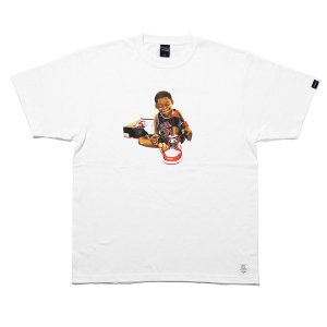 "【APPLEBUM】 AJ  ""CHICAGO"" BOY T-SHIRT<img class='new_mark_img2' src='//img.shop-pro.jp/img/new/icons5.gif' style='border:none;display:inline;margin:0px;padding:0px;width:auto;' />"