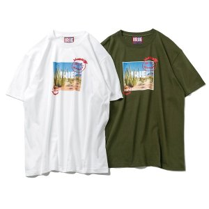 【IRIE by irielife】CACTUS DESERT LOGO TEE<img class='new_mark_img2' src='//img.shop-pro.jp/img/new/icons5.gif' style='border:none;display:inline;margin:0px;padding:0px;width:auto;' />