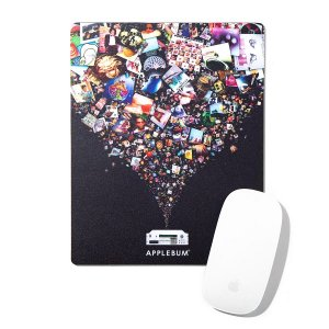 "【APPLEBUM】""SAMPLING SPORTS"" MOUSE PAD<img class='new_mark_img2' src='//img.shop-pro.jp/img/new/icons5.gif' style='border:none;display:inline;margin:0px;padding:0px;width:auto;' />"