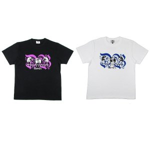 "【DUPPIES】""FALL OF THE CABAL"" SHORT SLEEVE TEE SHIRTS"