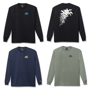 【Back Channel】DRY LONG SLEEVE T