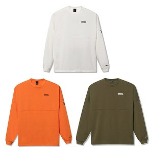 【Back Channel】WIDE LONG SLEEVE T