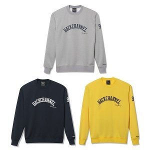 【Back Channel】DRY CREW SWEAT
