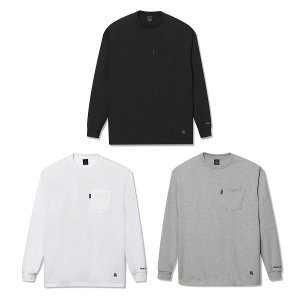 【Back Channel】POCKET LONG SLEEVE T
