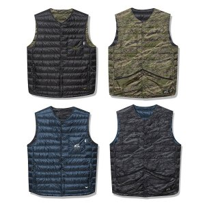 【Back Channel】Back Channel×NANGA REVERSIBLE DOWN VEST<img class='new_mark_img2' src='//img.shop-pro.jp/img/new/icons5.gif' style='border:none;display:inline;margin:0px;padding:0px;width:auto;' />