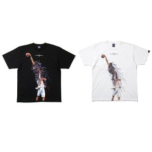 "【APPLEBUM】""THE DUNK OF DEATH"" T-SHIRT"
