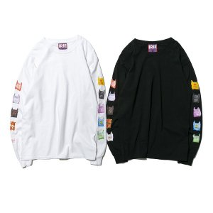 【IRIE by irielife】PLASTIC BAG L/S TEE