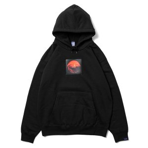 "【APPLEBUM】""LOVE & UNDERSTANDING (BACK)"" SWEAT PARKA"