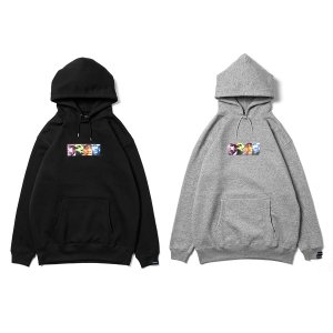 "【APPLEBUM】""JUICE"" SWEAT PARKA"
