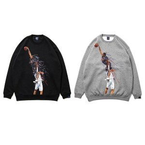 "【APPLEBUM】""THE DUNK OF DEATH"" CREW SWEAT<img class='new_mark_img2' src='//img.shop-pro.jp/img/new/icons5.gif' style='border:none;display:inline;margin:0px;padding:0px;width:auto;' />"