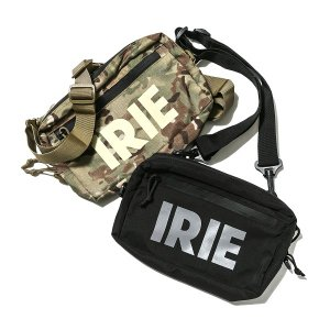 【IRIE by irielife】IRIE MILITARY SHOULDER BAG