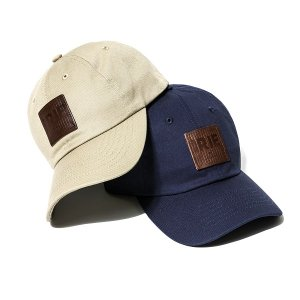 【IRIE by irielife】LEATHER PATCH BALL CAP