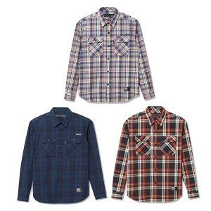 【Back Channel】CHECK WORK SHIRT