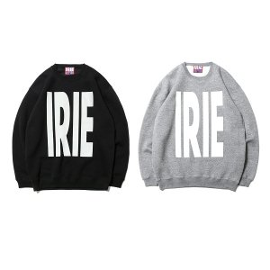 【IRIE by irielife】IRIE BIG LOGO CREW<img class='new_mark_img2' src='//img.shop-pro.jp/img/new/icons5.gif' style='border:none;display:inline;margin:0px;padding:0px;width:auto;' />