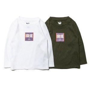 【IRIE by irielife】IRIE TAG KIDS L/S TEE -IRIE KIDS-