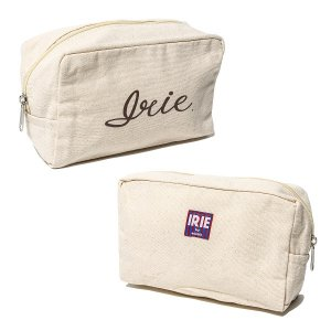【IRIE by irielife】IRIE ORGANIC COTTON POUCH