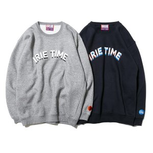 【IRIE by irielife】IRIE TIME CREW / LAST GRAY M