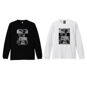 【ANDSUNS】BROOKLYN'S FINEST LS TEE<img class='new_mark_img2' src='https://img.shop-pro.jp/img/new/icons56.gif' style='border:none;display:inline;margin:0px;padding:0px;width:auto;' />