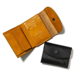 【IRIE by irielife】IRIE FOLDING LEATHER WALLET
