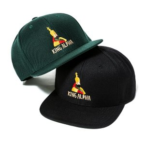【IRIE by irielife】KING ALPHA CAP