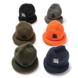 【Back Channel】OLD-E WATCH CAP
