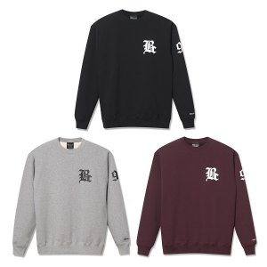 【Back Channel】OLD-E CREW SWEAT<img class='new_mark_img2' src='https://img.shop-pro.jp/img/new/icons56.gif' style='border:none;display:inline;margin:0px;padding:0px;width:auto;' />