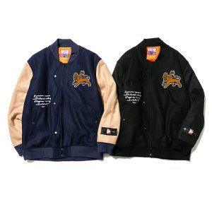 【IRIE by irielife】IRIE LION STADIUM JACKET