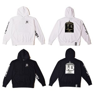 【Back Channel】Back Channel×WDsounds PULLOVER PARKA