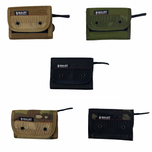 【BULLET】MILITARY SMALL WALLET