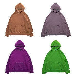 "【APPLEBUM】""VARIEGATOR"" SWEAT PARKA"
