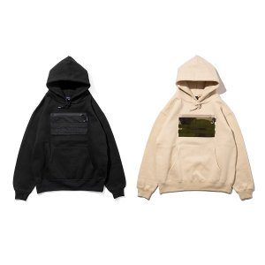 "【APPLEBUM】""COMMANDO"" SWEAT PARKA"
