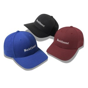 【Back Channel】OLD ENGLISH SNAPBACK