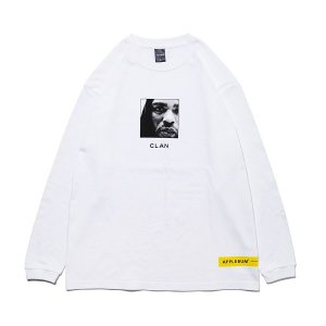 """【APPLEBUM】""""CLAN"""" L/S T-SHIRT<img class='new_mark_img2' src='https://img.shop-pro.jp/img/new/icons5.gif' style='border:none;display:inline;margin:0px;padding:0px;width:auto;' />"""