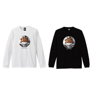 【ANDSUNS】SHEETS LS TEE<img class='new_mark_img2' src='https://img.shop-pro.jp/img/new/icons5.gif' style='border:none;display:inline;margin:0px;padding:0px;width:auto;' />
