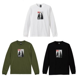 【ANDSUNS】TRUST NO ONE LS TEE