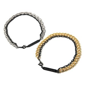 【Back Channel】COMBI BRACELET<img class='new_mark_img2' src='https://img.shop-pro.jp/img/new/icons5.gif' style='border:none;display:inline;margin:0px;padding:0px;width:auto;' />