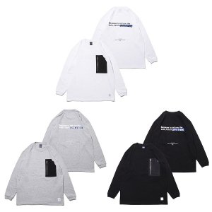 """【APPLEBUM】""""RICH IN COLOR FASTENER"""" L/S T-SHIRT<img class='new_mark_img2' src='https://img.shop-pro.jp/img/new/icons5.gif' style='border:none;display:inline;margin:0px;padding:0px;width:auto;' />"""