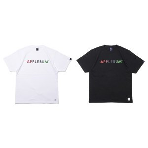 【APPLEBUM】GRADATION LOGO T-SHIRT<img class='new_mark_img2' src='https://img.shop-pro.jp/img/new/icons5.gif' style='border:none;display:inline;margin:0px;padding:0px;width:auto;' />