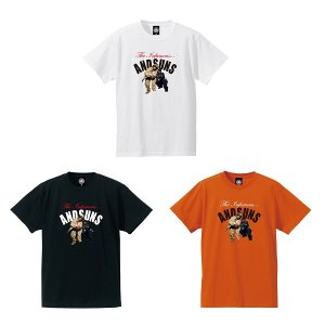 【ANDSUNS】THE INFAMOUS SUNS SS TEE<img class='new_mark_img2' src='https://img.shop-pro.jp/img/new/icons5.gif' style='border:none;display:inline;margin:0px;padding:0px;width:auto;' />
