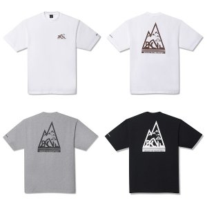 【Back Channel】Back Channel×Prillmal OUTDOOR LOGO T